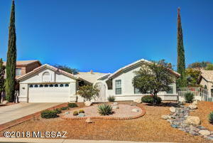 37646 S Mashie Drive, Tucson, AZ 85739