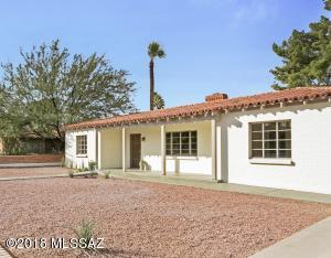 247 N Sierra Vista Drive, Tucson, AZ 85719