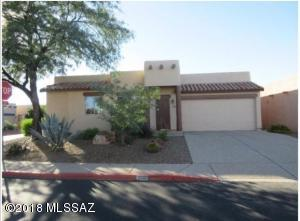 3731 N Crest Ranch Drive, Tucson, AZ 85719