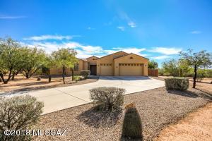 12911 W Zebra Aloe Place, Tucson, AZ 85743
