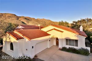 5258 N Ridge Spring Place, Tucson, AZ 85749
