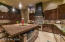 Quartz countertop,micro in the island; Aske and Paykal dishwashers