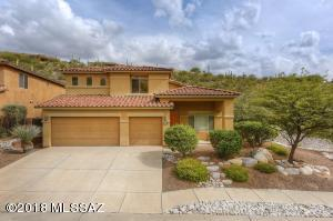 4172 N Sunset Cliff Drive, Tucson, AZ 85750