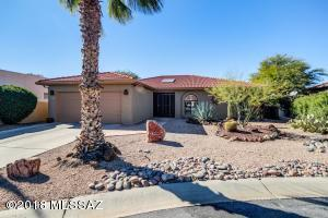 64330 E Golden Spur Court, Tucson, AZ 85739
