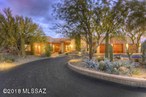 11400 N Coyote Blue Court, Oro Valley, AZ 85742