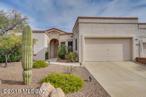 14456 N Spanish Garden Lane, Oro Valley, AZ 85755