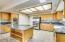 Huge updated kitchen