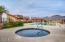 Second pool & spa