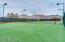Community tennis & pickle ball court