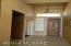 8 foot alder entry door