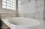 Ahhh....soaking tub for those sore backs