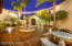 Beautiful front entry courtyard