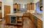 Cabinetry, Doors & Trim is Knotty Alder Wood.