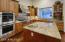 True Gourmet's kitchen