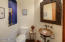 Hall 1/2 bathroom