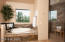 Check out those views! Beautiful views of the desert and saguaros and nothing else in that view, feels completely private