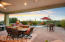 Incredibly private lot with unobstructed and endless views of sunsets, saguaros, valley & mountains. Huge outdoor living room, pool and outdoor fireplace for enjoying the indoor/outdoor Arizona lifestyle.