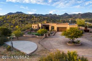 2726 Cougar Canyon Trail, Tucson, AZ 85755