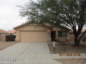 6264 W Velvet Senna Drive, Tucson, AZ 85757