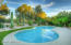 Pool with Golf Course Views