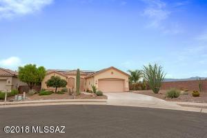 9747 N Wonderock Place, Tucson, AZ 85743