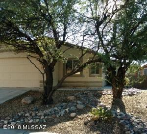 7218 S Canterbury Tale Drive, Tucson, AZ 85756
