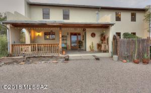 Custom Spanish Mission style home with loads of rustic charm!