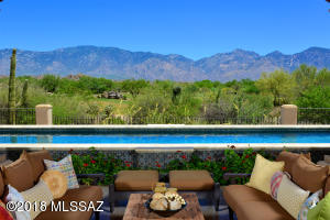 One of Tucson's finest homes AND with most spectacular (and very private) Catalina Mountain views!