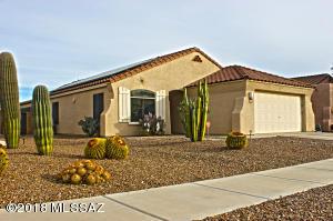 7838 W Mural Hill Drive, Tucson, AZ 85743