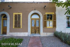 602 S Convent Avenue, Tucson, AZ 85701