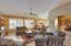 Bright and light great room floorplan