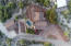 Overhead View of Property Including 1,008 sq ft workshop w/guest house potential