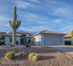 2036 E Desert Fox Drive, Green Valley, AZ 85614