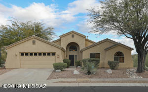 4446 N Saddle View Drive, Tucson, AZ 85750