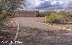 Over 1 Acre of land with room for RV with 30 amp power.
