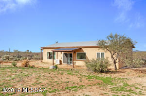 49687 E Mifflin Road, Tucson, AZ 85739