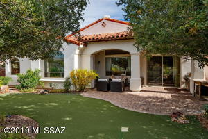 5267 N Ridge Spring Place, Tucson, AZ 85749
