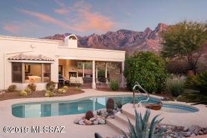 Incredible Catalina Mountain Views & Privacy