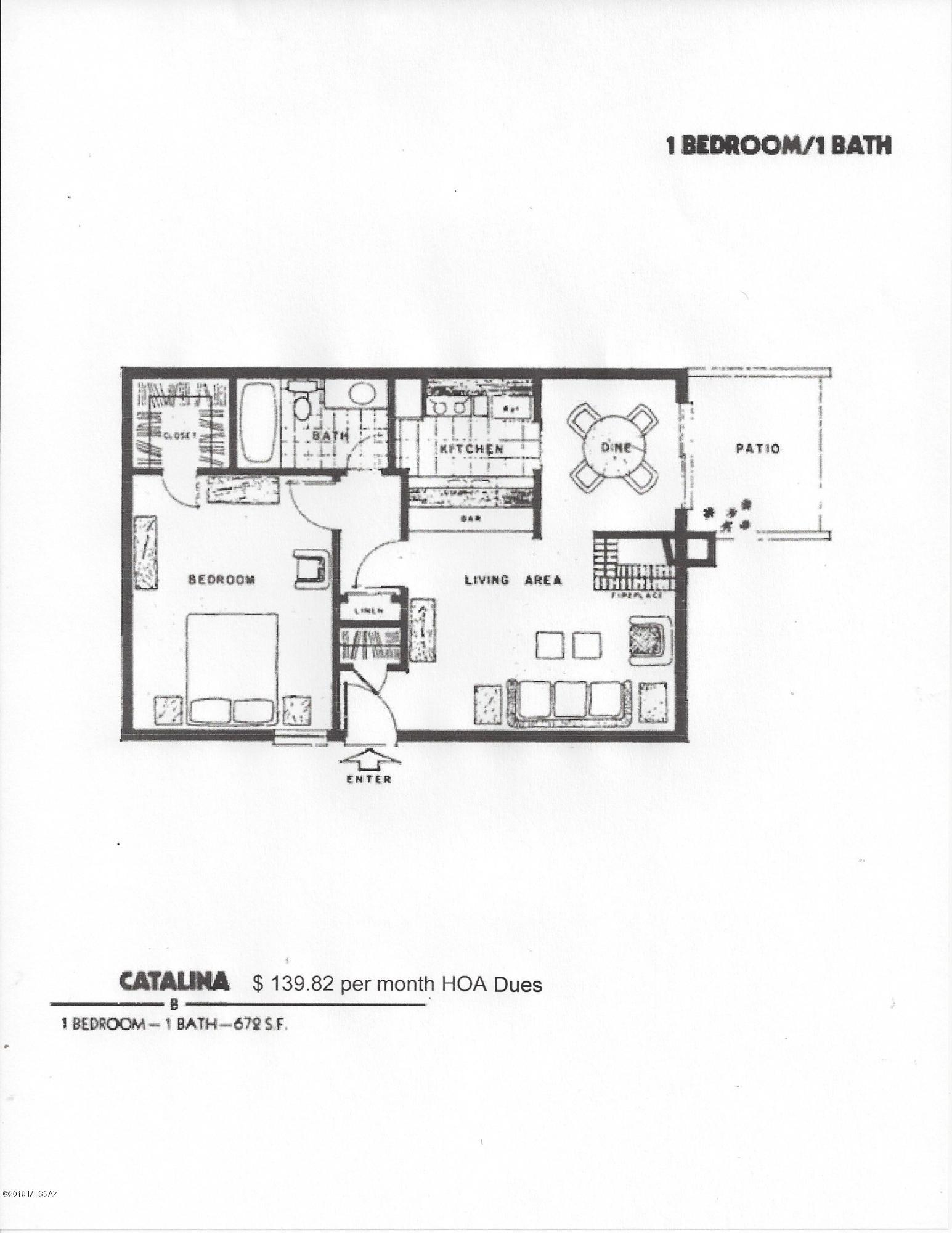 1600 N Wilmot Road, 156, Tucson, AZ 85712 (MLS# 21829897