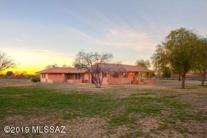 4655 S Mesquite Ranch Road, Tucson, AZ 85731