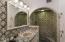 Master bath. Mid-century modern.