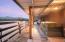 Side porch & hay storage