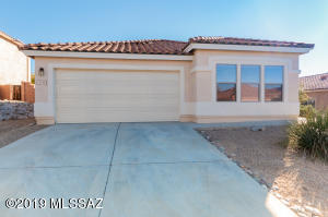 10168 N Pitchingwedge Lane, Tucson, AZ 85737