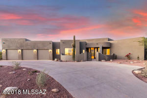 Stunning contemporary style custom built home by master builder AL LeCocq.