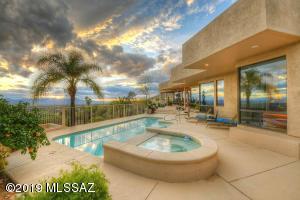 4970 E Oakmont Drive, Tucson, AZ 85718