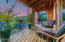 VERANDA OFF KITCHEN/FAMILY ROOM