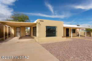 4818 S 11th Avenue, Tucson, AZ 85714