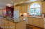 LOVELY OPEN KITCHEN WITH BREAKFAST NOOK AND ADJOINING FAMILY ROOM~FURNISHED