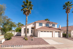 Great home! Located on one of the best lots in Continental Ranch.