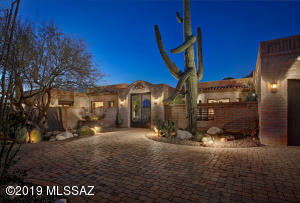 7743 N Ancient Indian Drive, Tucson, AZ 85718